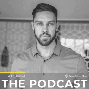 AJ Juodka Podcast Cover
