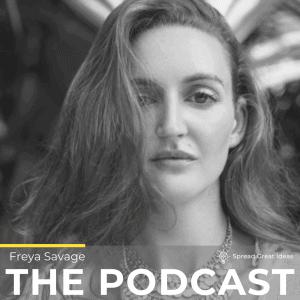 Freya Savage Podcast Cover