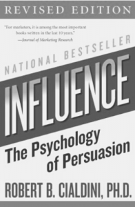 Robert B. Cialdini'sInfluence The Psychology of Persuasion