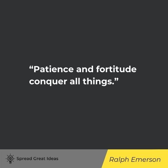 Patience Quotes (3)