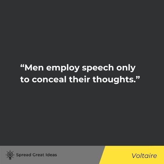 Speech Quotes (12)