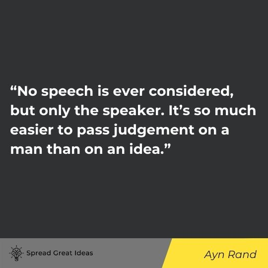 Speech Quotes (2)