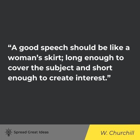 Speech Quotes (3)