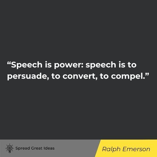 Speech Quotes (6)