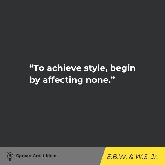 Style Quotes (0)