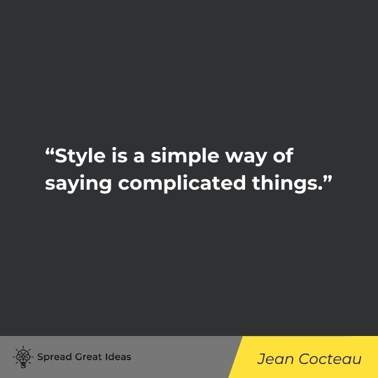 Style Quotes (4)